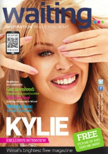 Waiting Magazine Issue 3 - Exclusive Kylie Minogue interview