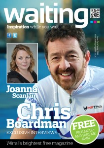 Waiting Magazine Issue 8 - Chris Boardman, Joanna Scanlan