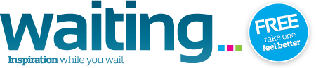 Waiting Magazine logo