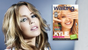 Kylie talks to Waiting