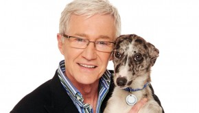 Paul O'Grady and dog