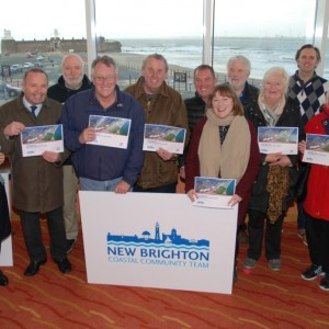 New Brighton Economic Plan group photo